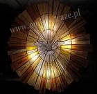 Duch Święty - witraż